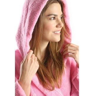 Original Turkish Hooded Terry #Bathrobe, 100% Cotton, Made in Turkey $99.99