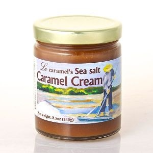 Salted Butter Caramel Spread - for crepes!
