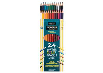 Watercolour Pencils – Pack of 24 - MTA Catalogue