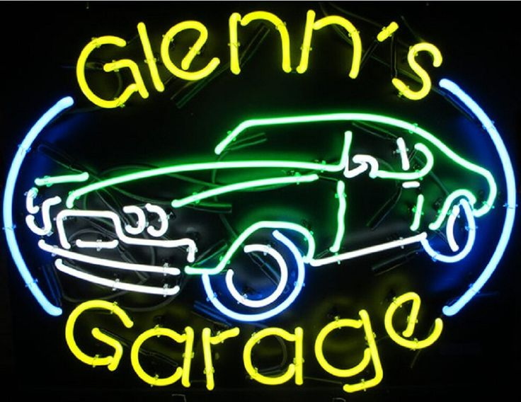 Custom Car Garage Signs : Best chevrolet