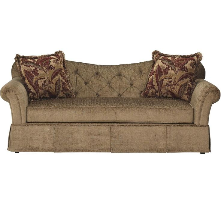 Antoinette sofa badcock home furniture more for Sectional sofas badcock