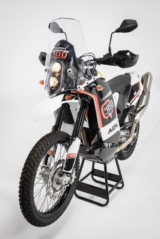 KTM 690 / 700 ADV RALLYE STAGE THREE KIT PICTURES FRESH OFF THE PRESS TODAY.  PROUDLY AVAILABLE AT HARD KITS AUSTRALIA OR DALBY MOTO QLD AUSTRALIA  #DALBYMOTO #HARDKITS