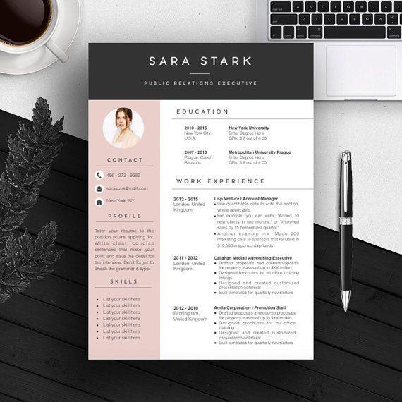 Creative Resume Templates Creative Cv Template Creative Resume Template Free In 2020 Creative Resume Template Free Resume Design Creative Creative Cv Template