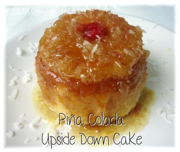 Puerto Rican Pina Colada Cake Recipe
