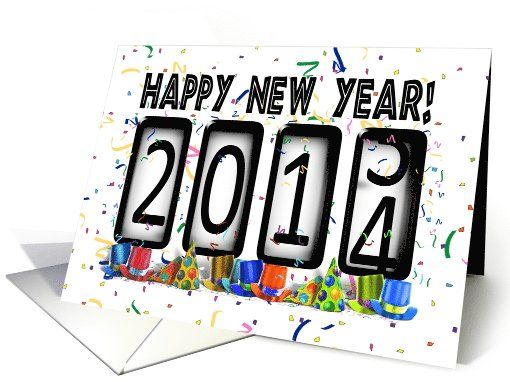31 best Cards - New Year images on Pinterest Christmas cards - copy happy new year card coloring pages
