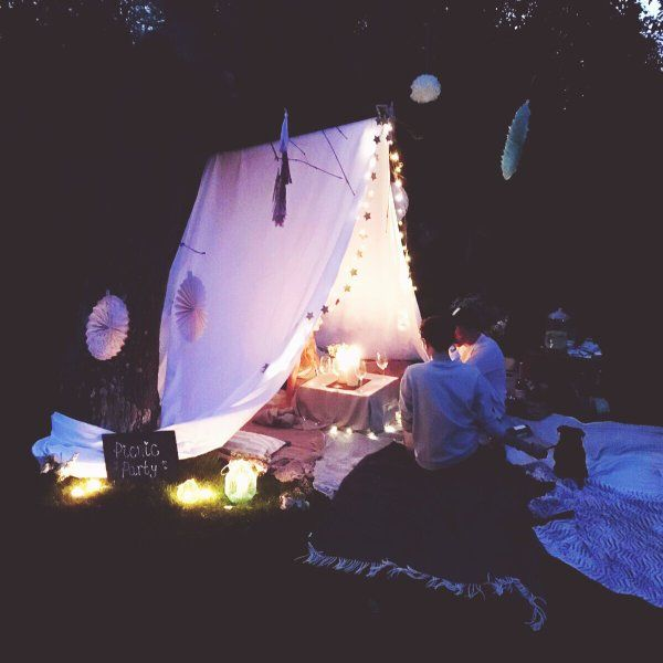 Best 25+ Night Picnic Ideas On Pinterest