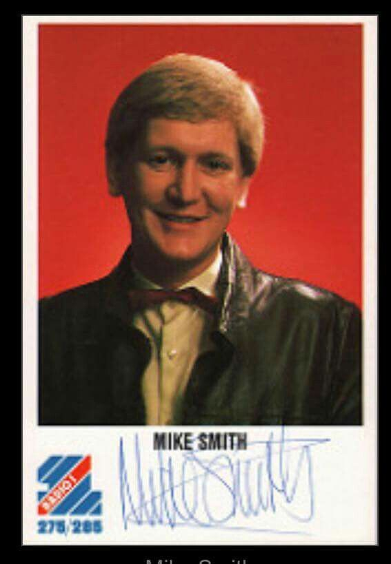 Mike Smith. BBC Radio 1 @ 50 #radio1vintage