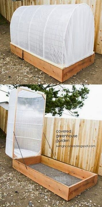 Diy gardens idea