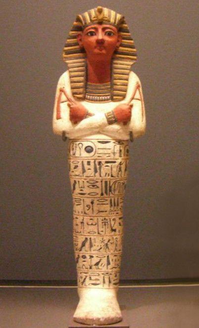 Ushabti of Ramses IV