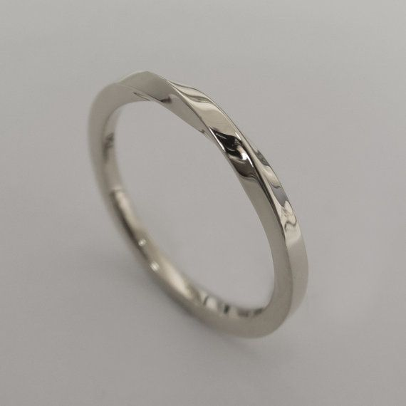 25 best ideas about Twisted Wedding Bands on Pinterest