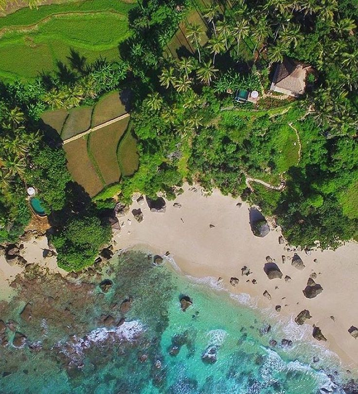 """""""Sumba's unspoiled beaches and lush green rice fields will bring you to the Edge of Wildness! _ #repost: @golden_heart  _ #topdestinations #greatesthotels…"""""""