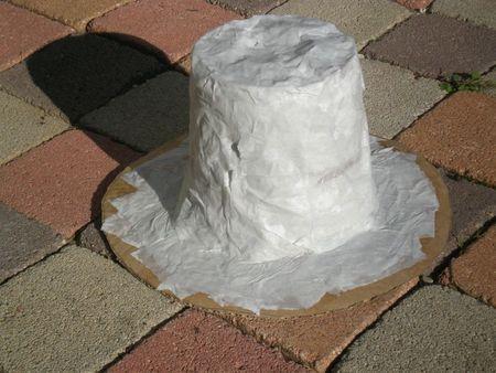 fabriquer un chapeau boulot pinterest. Black Bedroom Furniture Sets. Home Design Ideas