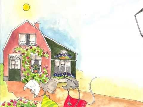 Kees de Muis zoekt een huis