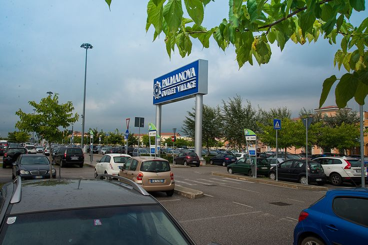 #Signboard - #PalmanovaOutlet  www.palmanovaoutlet.it