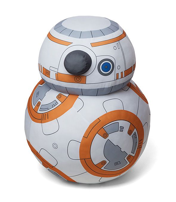 Get cuddly with this plush BB-8 this holiday season!
