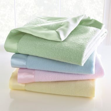 2 Pk Thermal Baby Blankets Jcpenney Gifts Pinterest