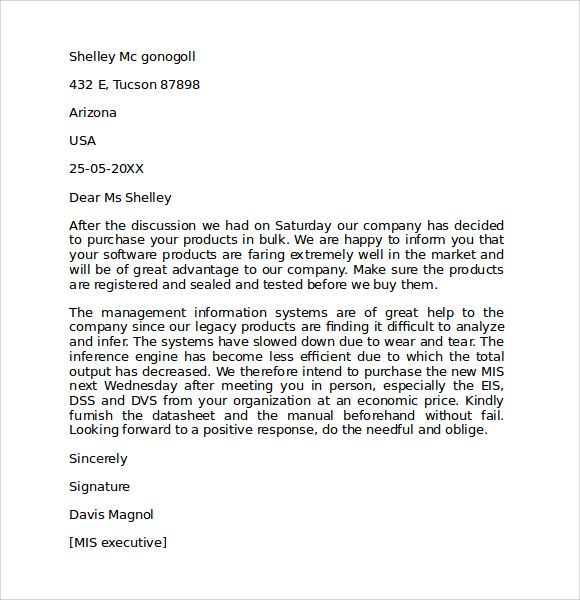 Sample Letter Of Intent Letter Of Intent Intentions Lettering