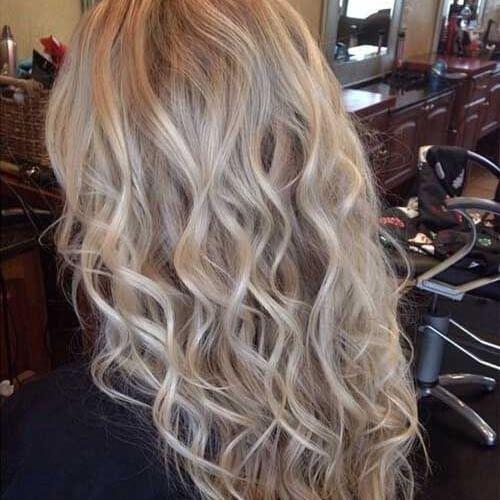 Loose Beachy Waves Hair Perm My Dream