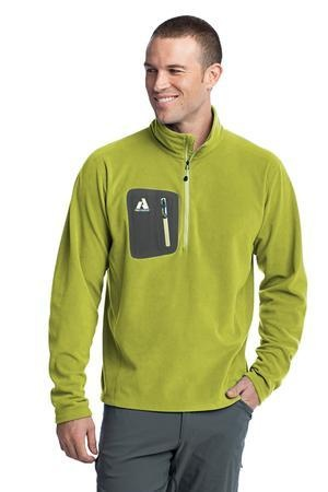 First Ascent® - Cloud Layer® Fleece 1/4-Zip Pullover. FA700