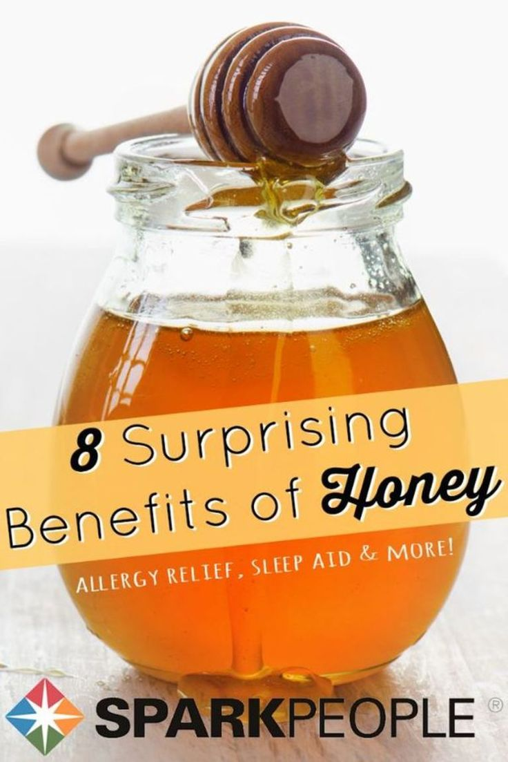 I knew honey was great for sore throats, but who know it could help you sleep! | via @SparkPeople