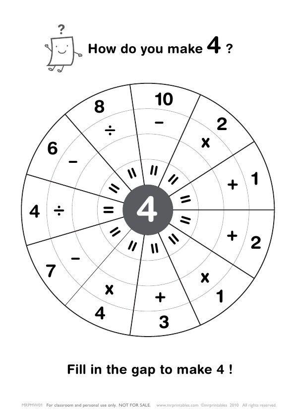 32 best Multiplication Worksheets images on Pinterest