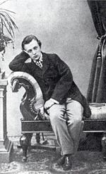 Апухтин в 1860 г.