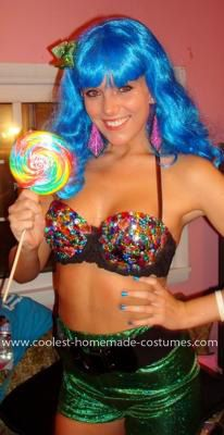 Cute Katy Perry Costume | Homemade, Costume ideas and Girls