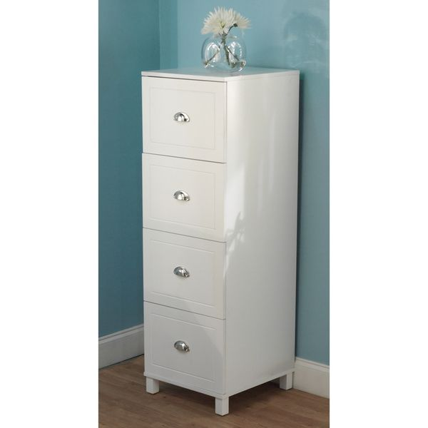 simple living bradley 4drawer filing cabinet