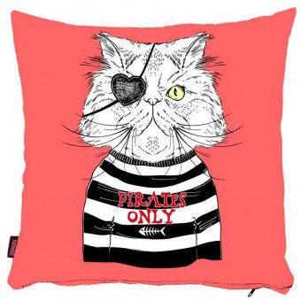 Decorative Pillow Cat Pillow Gift Pillow Cut by ACCESSORIESBENGU
