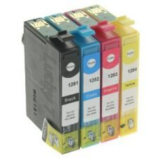 Epson T1285 Compatible Ink Cartridge Multipack - C13T128540