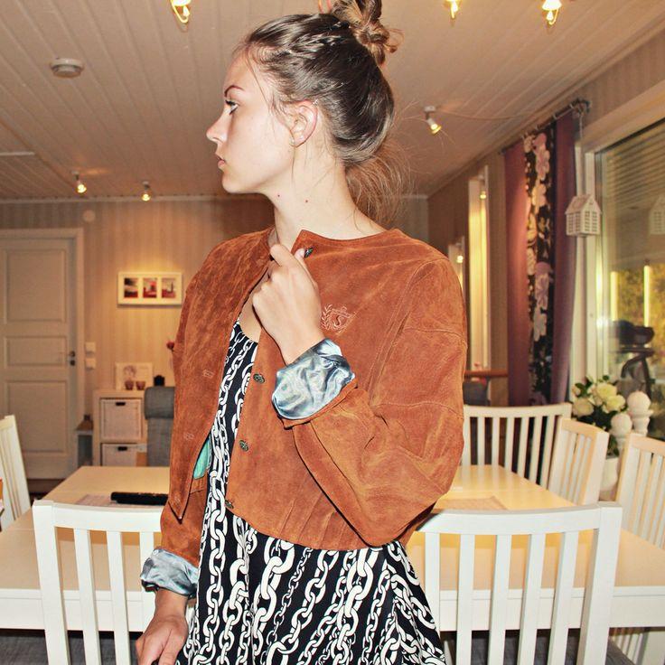 Old Fashion Jacket