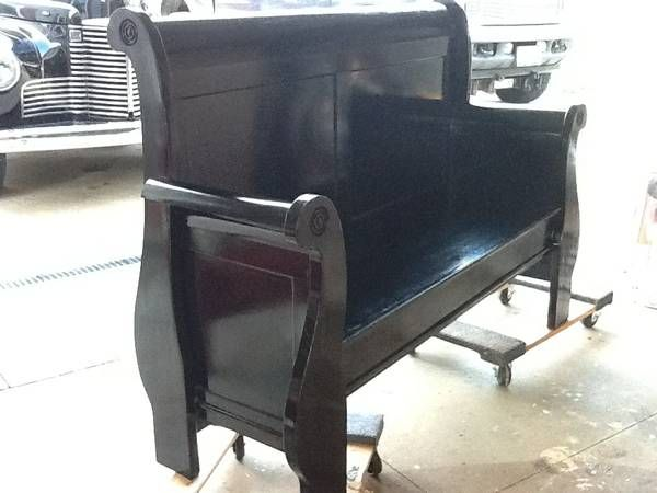 Headboard bench (picture only)