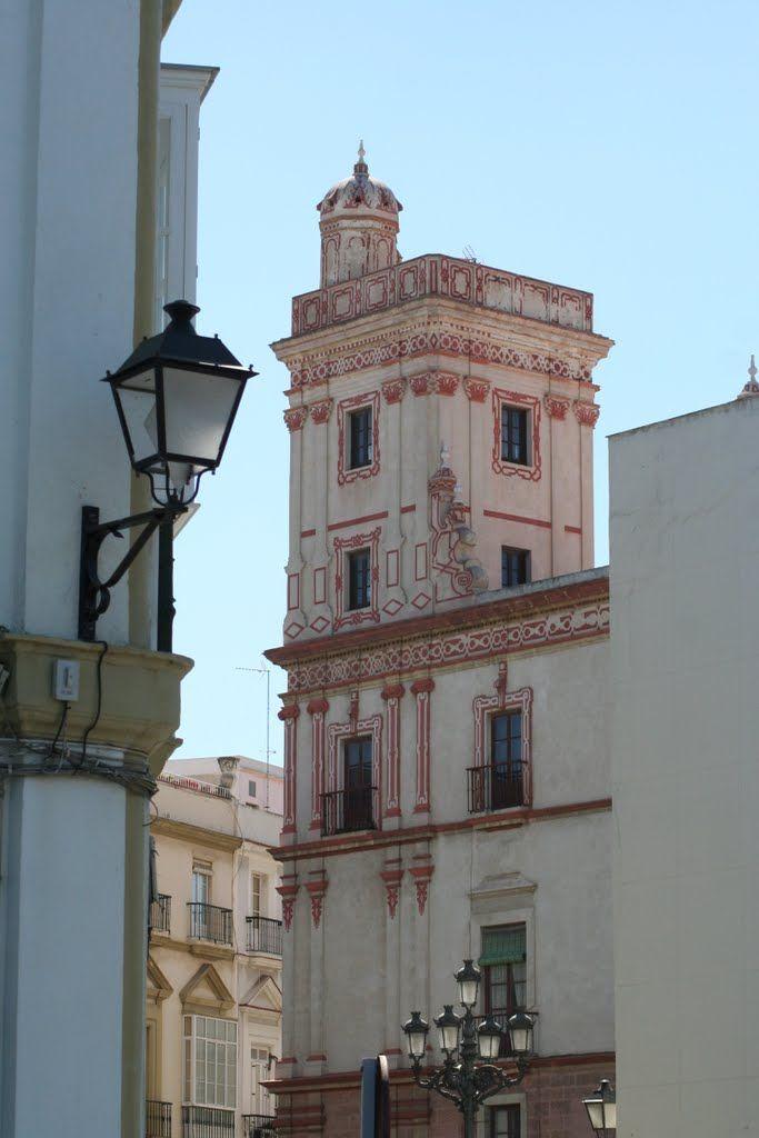 Casa Cuatro Torres Cádiz