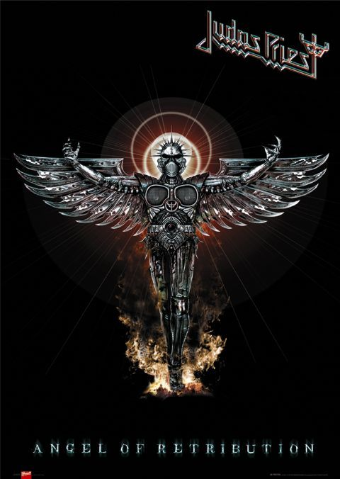 Judas Priest ~ Angel of Retribution