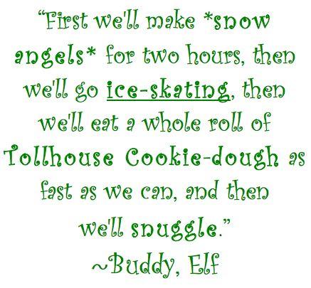 Elf: Elf Parties, Funny Movie, Elf Quotes, Christmas Movie, Christmasholidayseason Ideas, Movie Quotes, Favorite Quotes, Elves, Buddy The Elf
