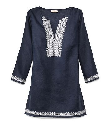 Tory Burch tunic from Tory Burch Resort 2014