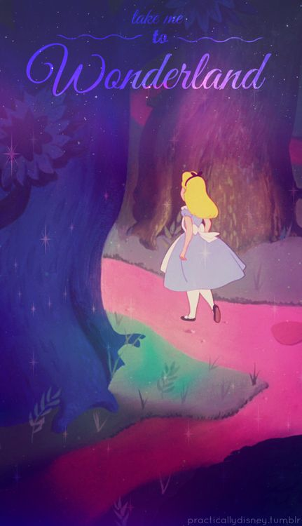 Alice in wonderland | via Tumblr