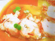 Carpaccio de homard