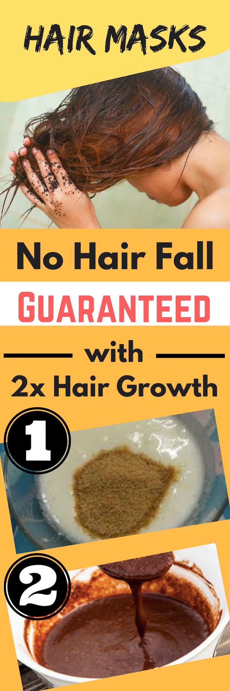 Hair masks to cease hair fall and increase hair progress