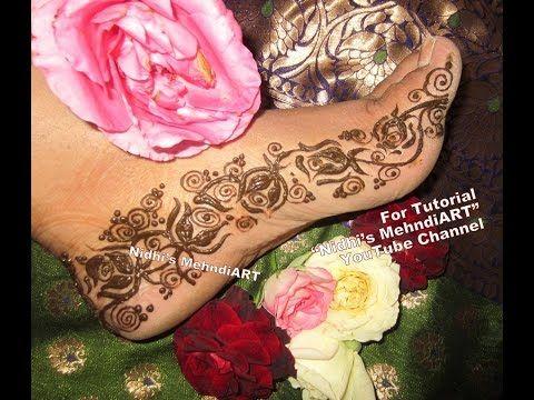 1008 Best Images About Unique Latest Henna Mehndi Design
