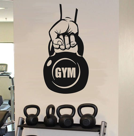38 best Street Workout Wall Decals - CrossFit Wall Decor ...
