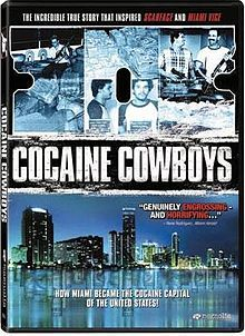 The film explores the rise of cocaine and resulting crime epidemic that swept the American city of Miami, Florida, in the 1970s and 1980s. The producers of Cocaine Cowboys use interviews with law enforcement, journalists, lawyers, former drug smugglers and gang members to provide a first-hand perspective of the Miami drug war.
