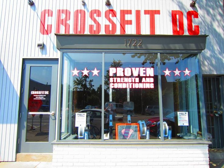 The Newbies' Guide to CrossFit Locations in Washington, D.C. - Racked DC