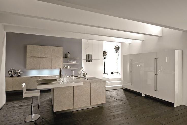 The Natural Tessina kitchen finish