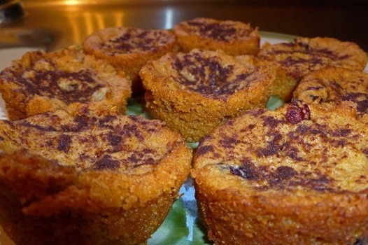 "Sweet Potato Muffins"" are just the perfect breakfast bread for a cool ..."