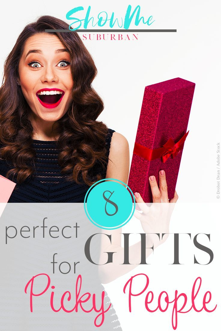 8 Perfect Gift Ideas For People Who Are Hard To Christmas Pinterest Gifts And Ping List
