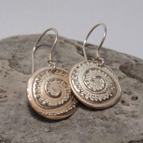 Silver Earrings – Unio Goldsmith