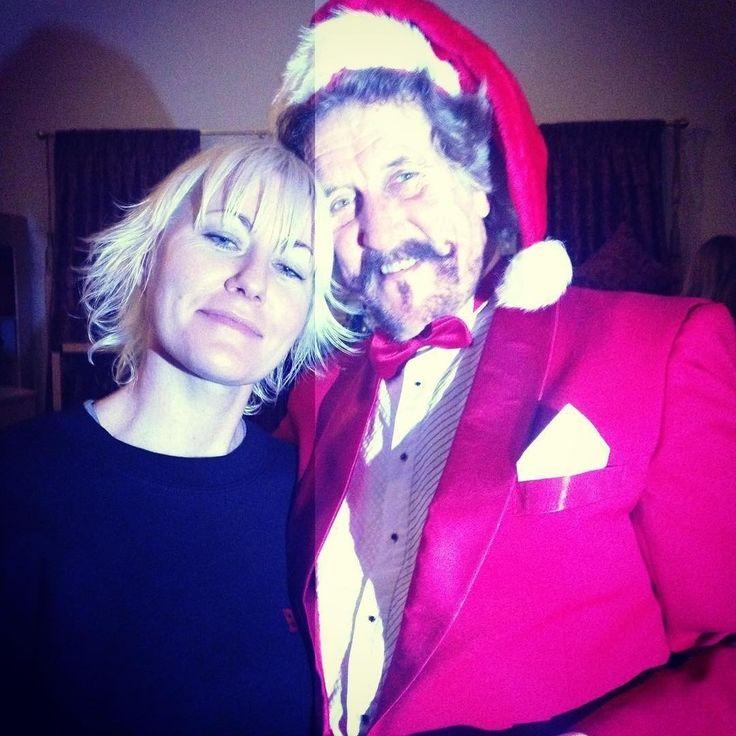 гости вечера дизайнеры @u_gerasimova и Андре Стевенс #новыйгод #galleria_arben #news #fabric #ткани #christmas