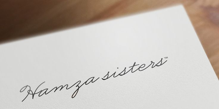 Logo Hamza sisters™ Fashion Blog