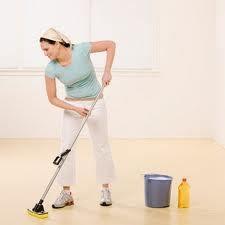 kegiatan ibu rumah tangga dirumah